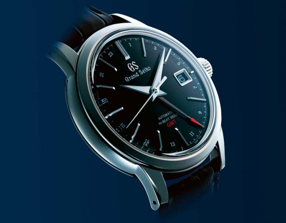 Grand Seiko: Elegance GMT