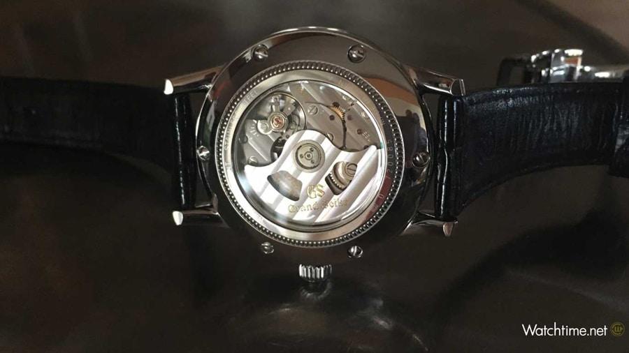 Grand Seiko Uhrwerk
