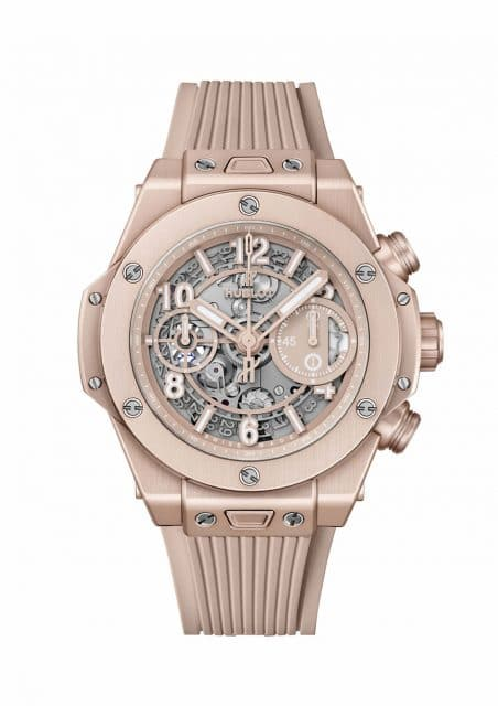 Hublot: Big Bang Millennial Pink