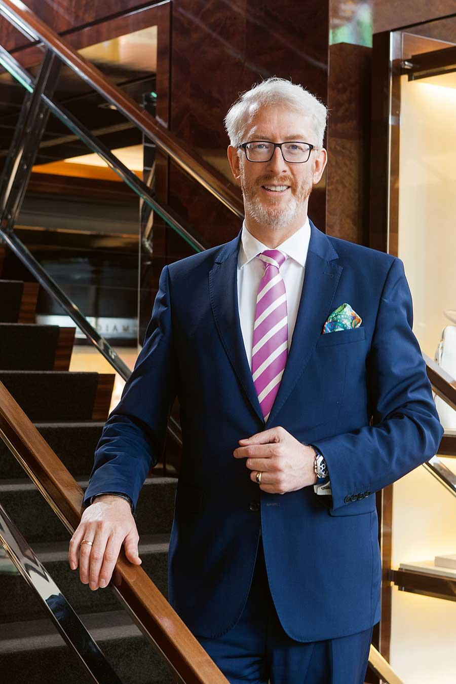 Juwelier Georg Leicht Interview