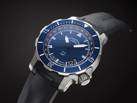 Mühle-Glashütte: Seabatallion GMT