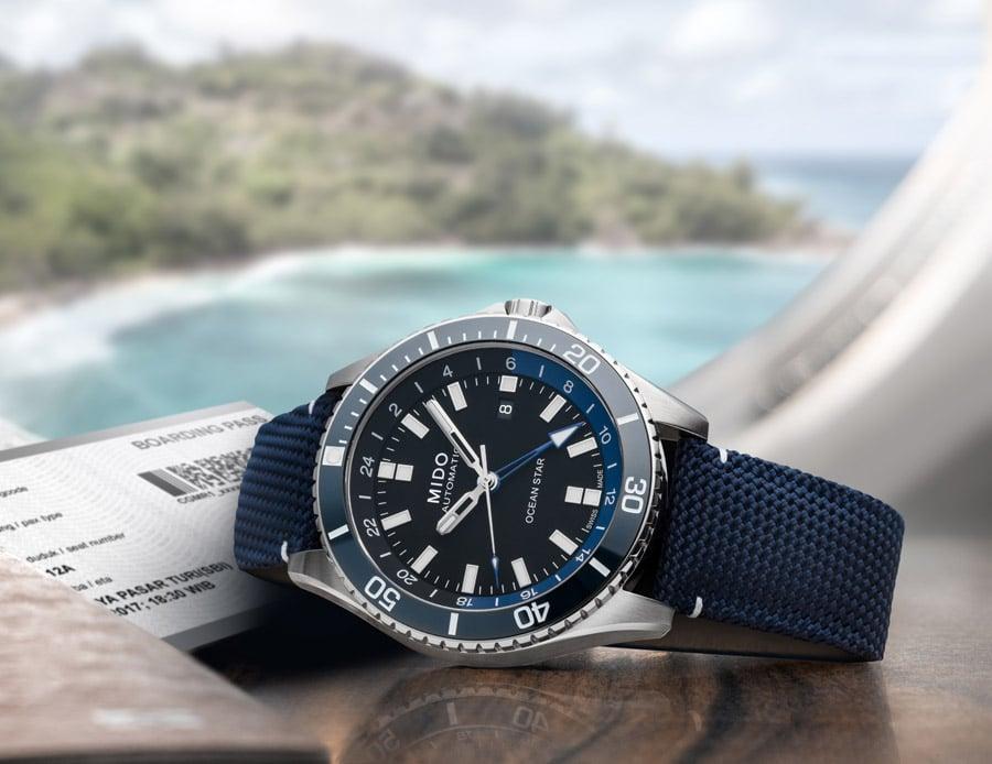 Mido: Ocean Star GMT