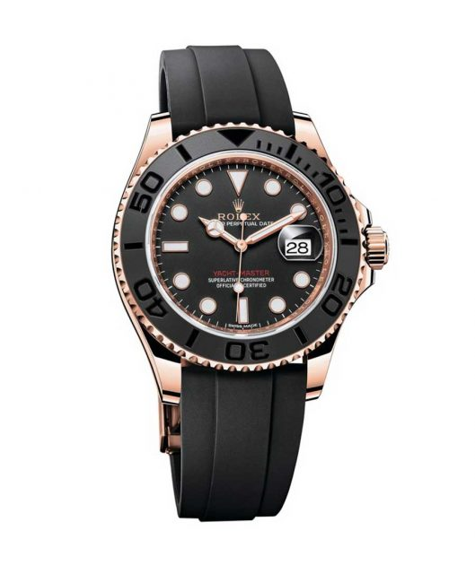 Rolex Yacht Master 40, in Everose-Gold