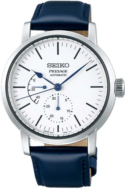 Seiko:Presage Automatik Multifunktion Premium Exclusive Model