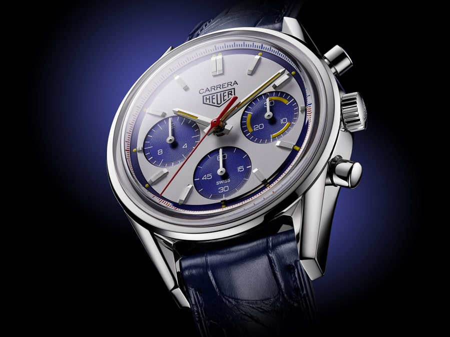 TAG Heuer: Carrera 160 Years Montreal Limited Edition