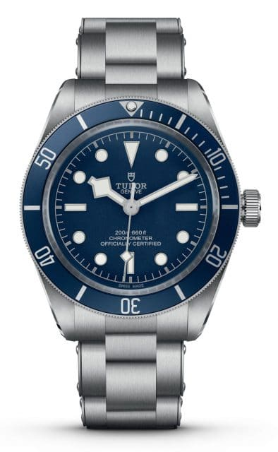 Tudor: Black Bay Fifty-Eight Navy Blue Taucheruhrenspecial 2020Tudor: Black Bay Fifty-Eight Navy Blue Taucheruhrenspecial 2020
