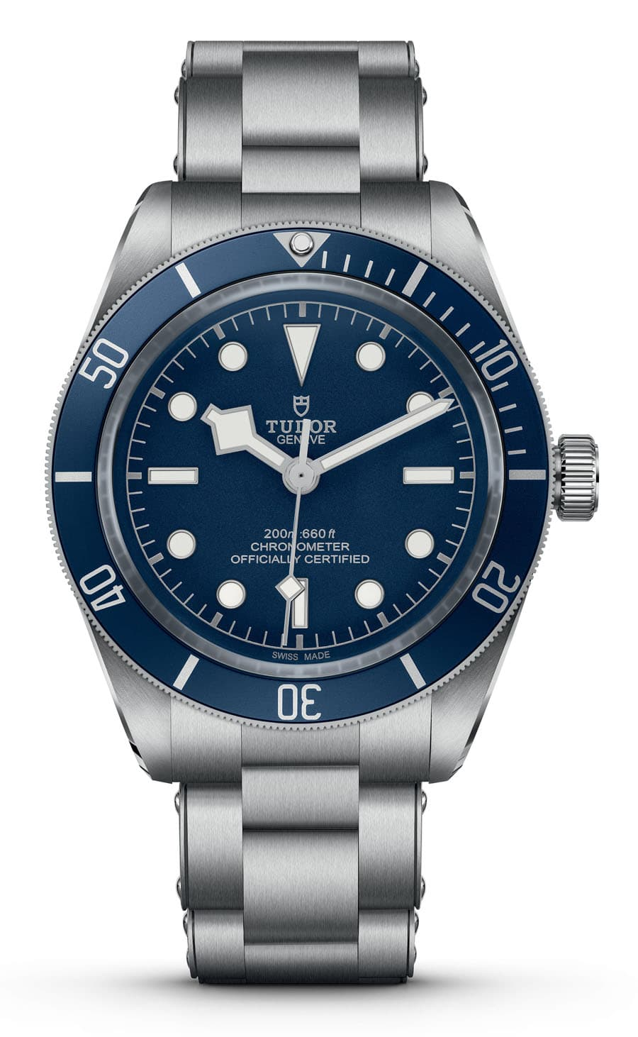 Tudor: Black Bay Fifty-Eight Navy Blue Taucheruhrenspecial 2020