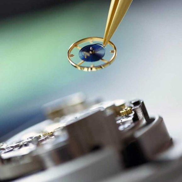 Rolex Parachrom-Spirale