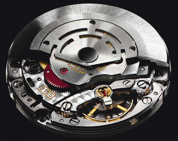 Rolex Kaliber 315