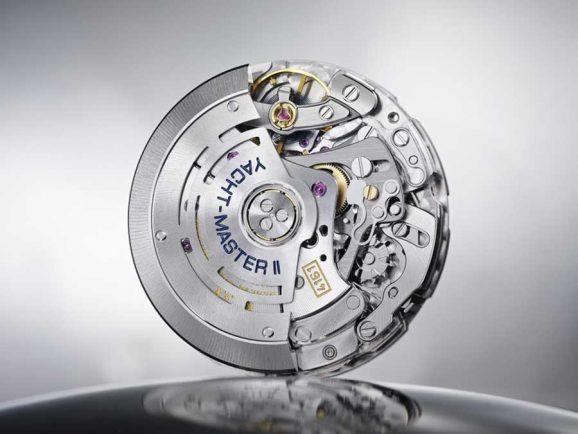 Das Rolex Kaliber 4161