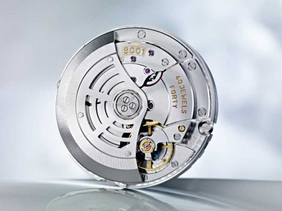 Das Rolex Kaliber 9001