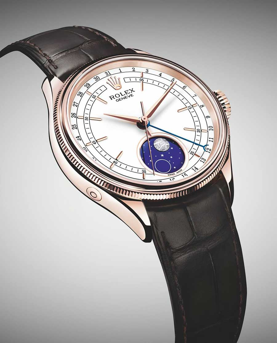 Rolex Cellini Moonphase