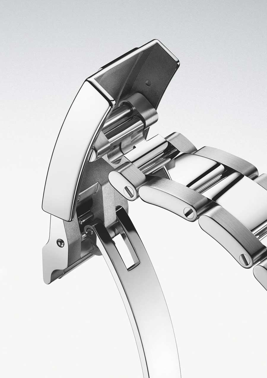 Rolex Oysterlock mit Easylink-Verlängerung