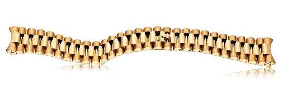 Rolex: Präsident Band mit Crownclasp