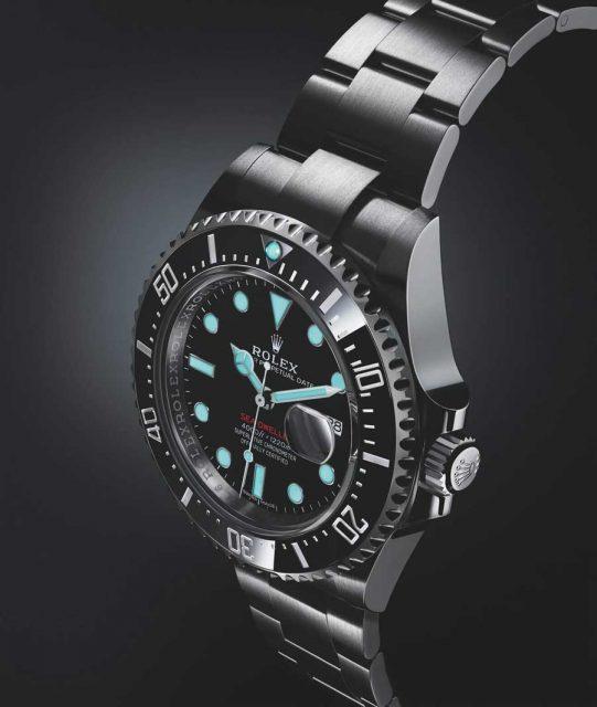 Rolex: Sea-Dweller 126600 Chromalight