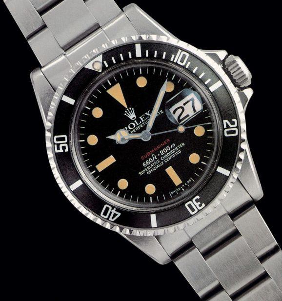 Rolex: Submariner 1970