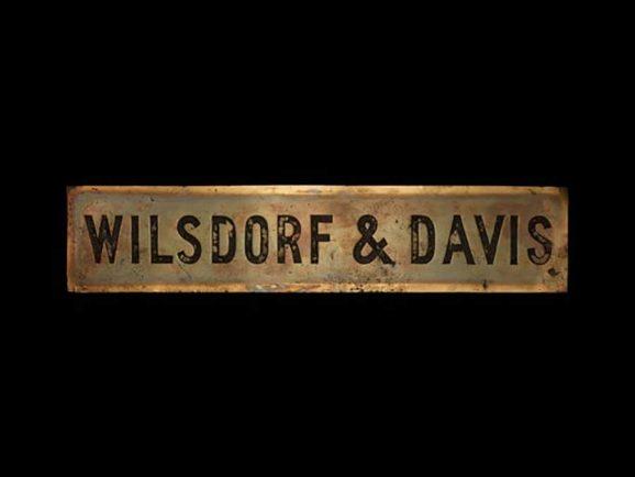 Rolex: Wilsdorf & Davis