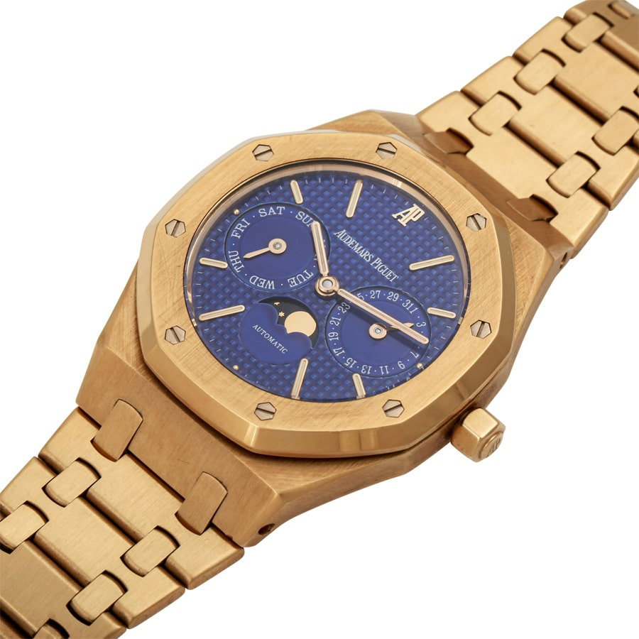 Audemars Piguet Royal Oak Day Date Gold