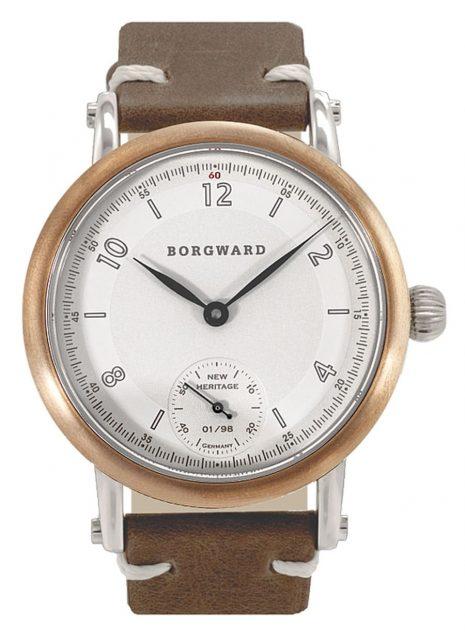 Borgward: New Heritage Steam Handaufzug