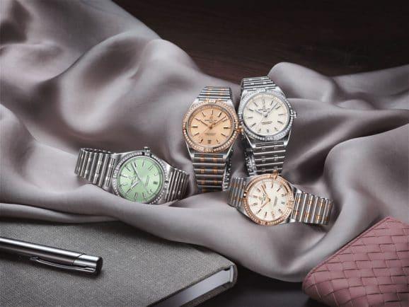 Breitling: Chronomat Damenuhrenkollektion