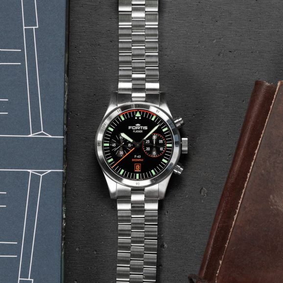 Fortis: Flieger F-43 Bicompax