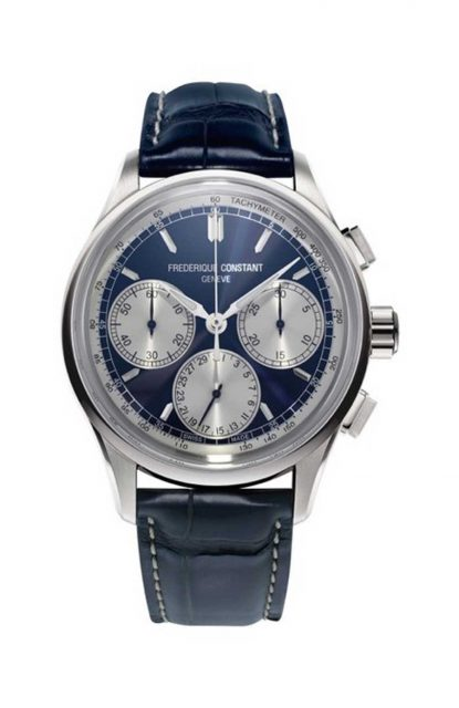 Frederique-Constant: Flyback Chronograph Manufacture