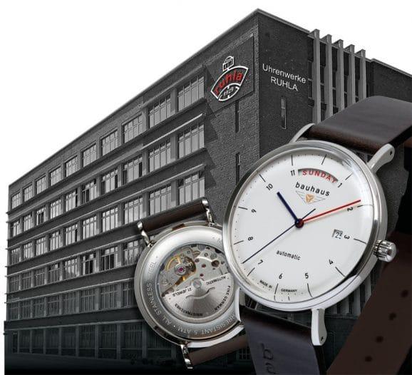 Point Tec lässt sämtliche Iron-Annie-Uhren im thüringischen Ruhla montieren