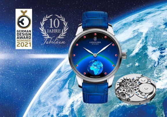 Unsere Marke des Monats: Leinfelder Uhren München | 2020