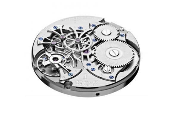 Leinfelder: Manufakturwerk L-H01 von Uhren-Werke-Dresden