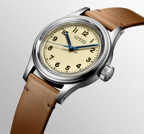 Longines: The Longines Heritage Military Marine Nationale