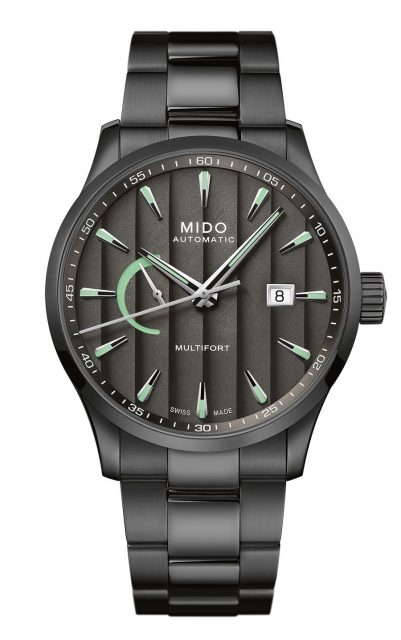 Mido: Multifort Power Reserve