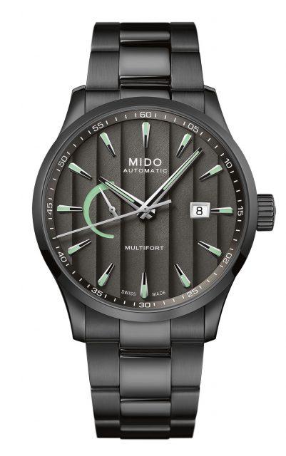 Mido: Multifort Power Reserve
