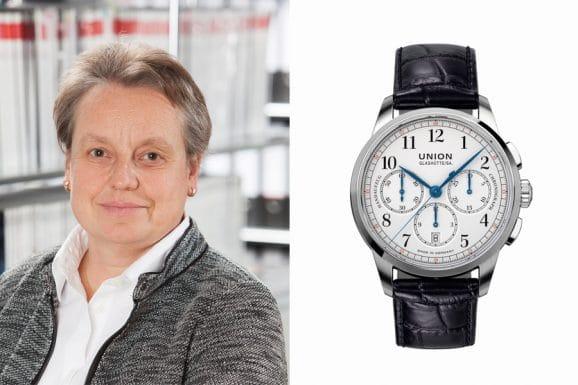 Tipp von Martina Richter, stv. Chefredakteurin UHREN-MAGAZIN, für eine schlichte Uhr: Union Glashütte: 1893 Johannes Dürrstein Edition Handaufzug Chronograph