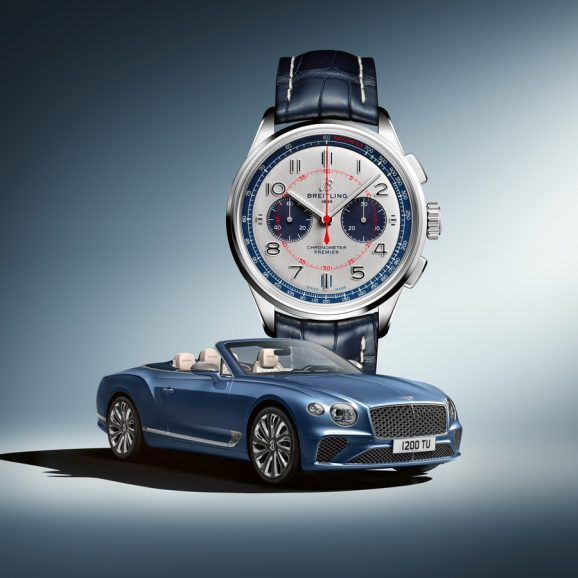 Breitling: Premier Bentley Mulliner Limited Edition