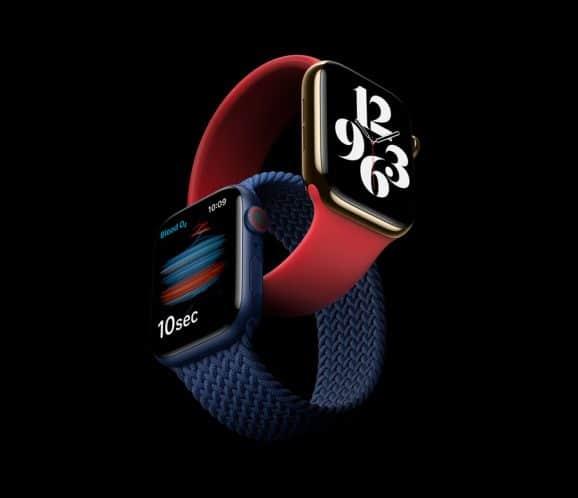 Die Apple Watch Series 6 kann nun auch den Blutsauerstoff messen