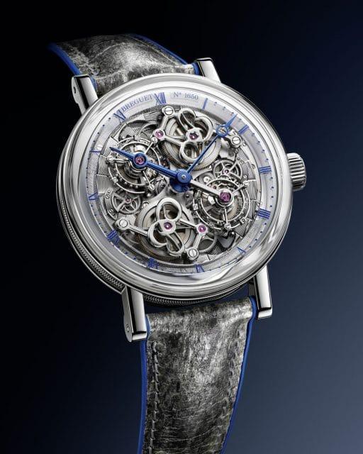 Breguet: Classique Doppeltourbillon 5345 Quai de l'Horloge