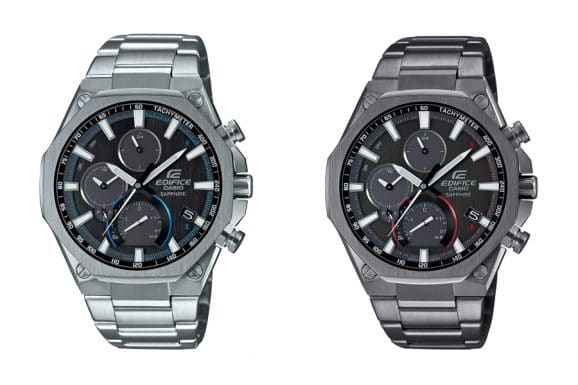 Casio: Edifice EQB-1100D und Casio: Edifice EQB 1100DC