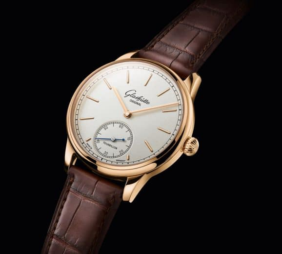 Glashütte Original: Alfred Helwig Tourbillon 1920 - Limited Edition
