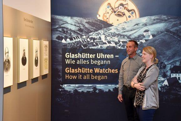 Glashütte: Deutsches Uhrenmuseum - Sonderaustellung