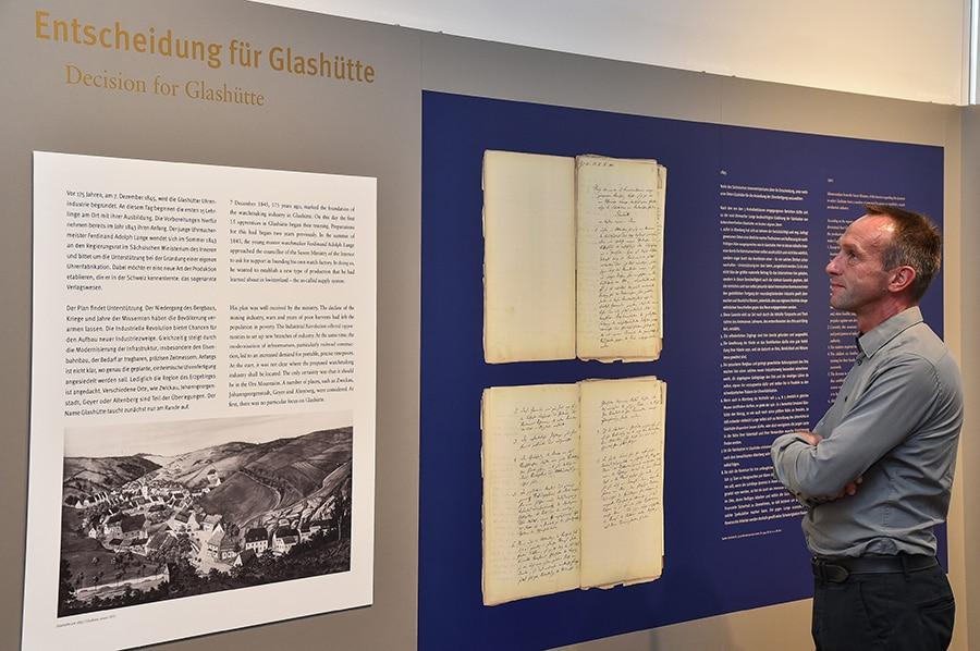 Glashütte: Deutsches Uhrenmuseum – Sonderaustellung