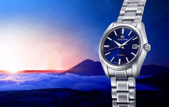 Grand Seiko: 60th Anniversary Limited Edition SBGR321