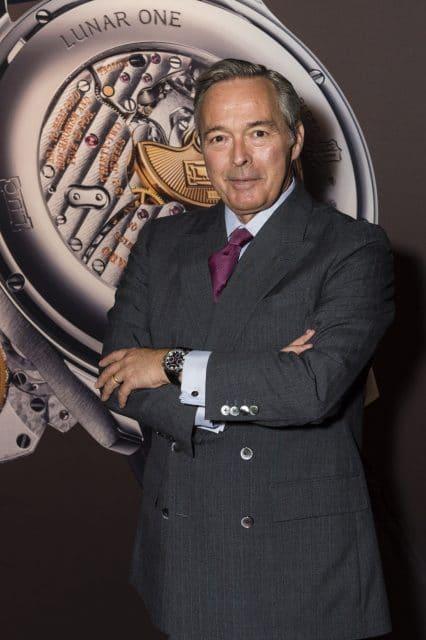 Karl-Friedrich Scheufele startete 1996 die Manufakturaktivitäten von Chopard