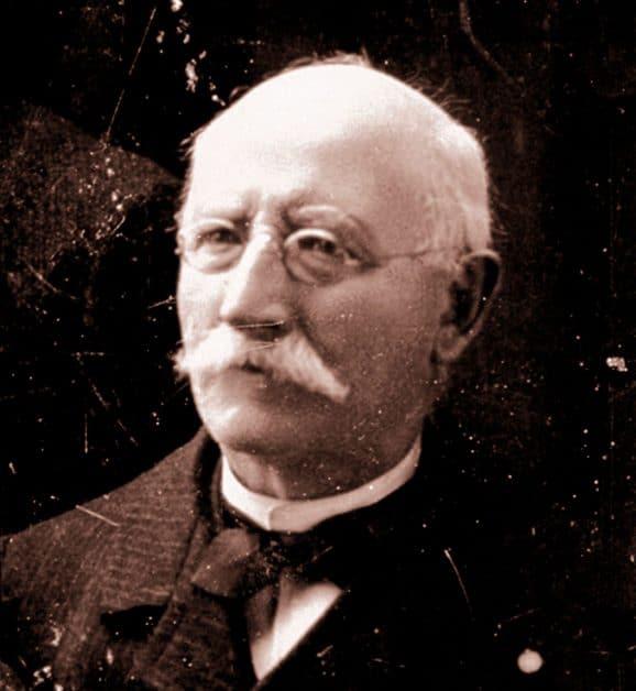 Louis-Ulysse-Chopard (1836-1915), der Gründer von Chopard