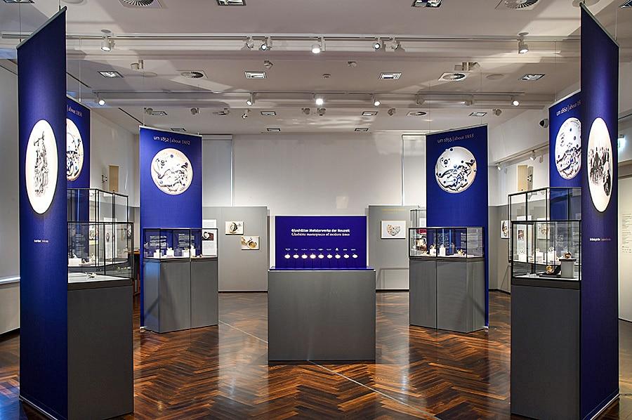Neue Sonderausstellung: Raum Sonderausstellung Deutsches Uhrenmuseum Glashuette
