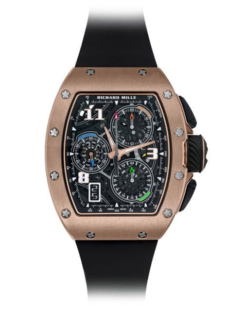 Richard Mille: RM 72-01 in Rotgold