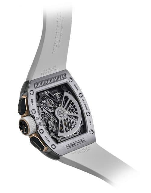 Richard Mille RM 72-01: Kaliber CRMC1