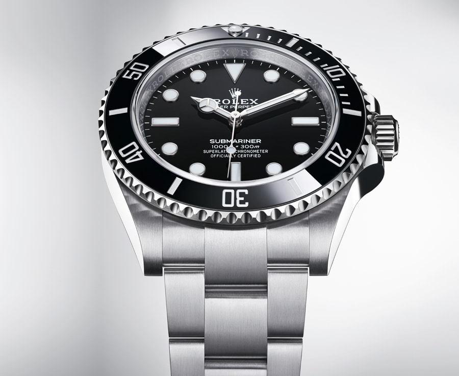 Rolex Oyster Perpetual Submariner ohne Datum Front