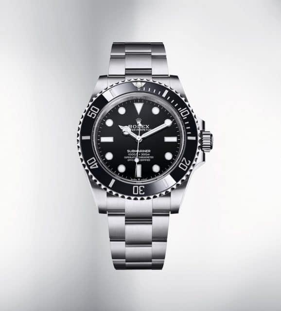 Neu 2020: Rolex Oyster Perpetual Submariner ohne Datum im größeren 41 Millimeter Stahlgehäuse und mit neuem Werk