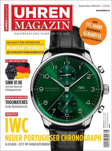 UHREN-MAGAZIN Heft 5/2020