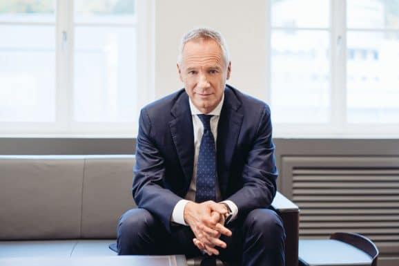 Wilhelm Schmid, CEO von A. Lange & Söhne